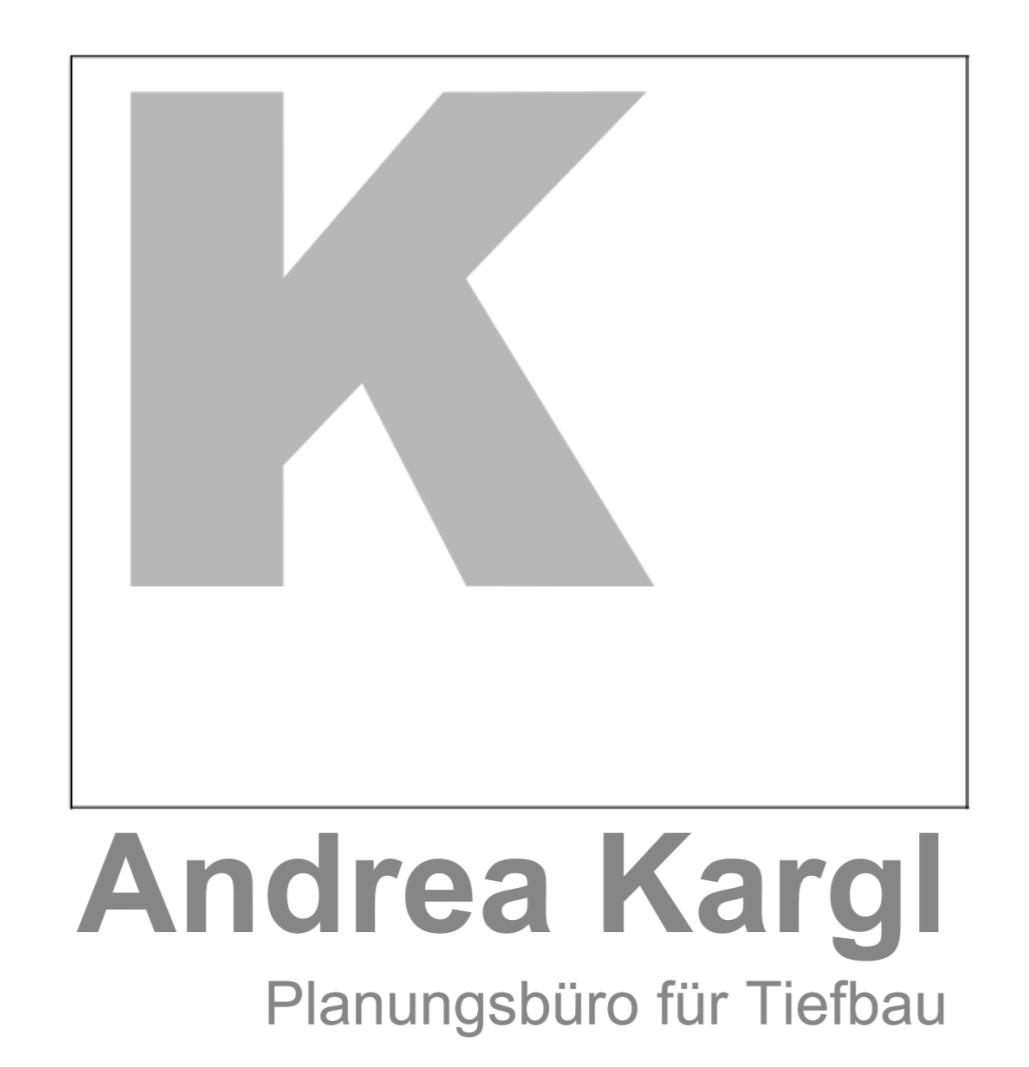 Planungsbüro für Tiefbau Kargl Andrea